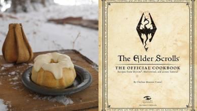 Olvass bele a The Elder Scrolls szakácskönyvbe