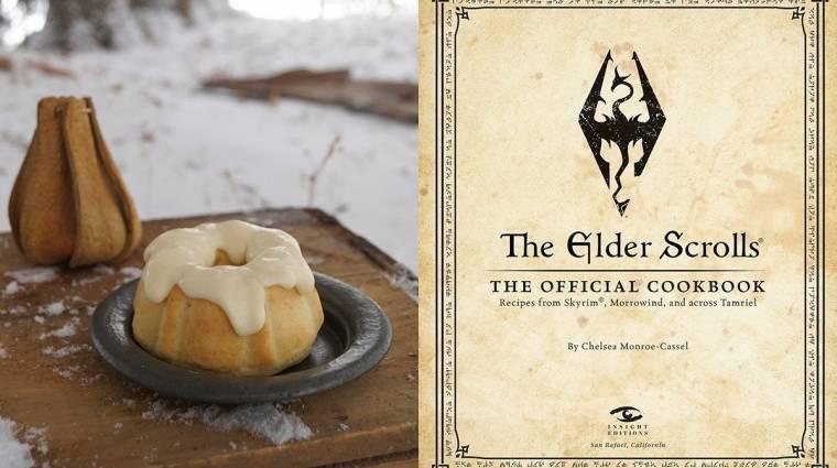 Olvass bele a The Elder Scrolls szakácskönyvbe bevezetőkép