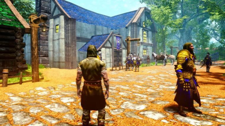 Egy modder újraalkotja a World of Warcraft világát a Skyrimben bevezetőkép