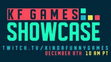 Számos játék megjelenik a The Kinda Funny Games Showcase ideje alatt