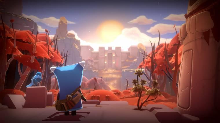 Gameplay videóval jelentkezett a No Man's Sky fejlesztőinek újdonsága bevezetőkép