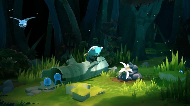 Megjelent a No Man's Sky fejlesztőinek új játéka, a The Last Campfire bevezetőkép