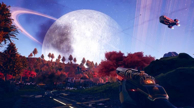 The Outer Worlds - Nintendo Switchre is meg fog jelenni bevezetőkép