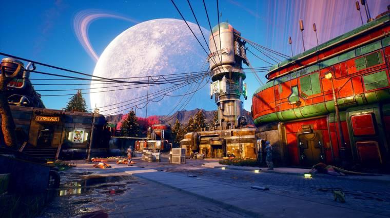 The Outer Worlds - új előzetesben mutatkozik be a játék világa bevezetőkép