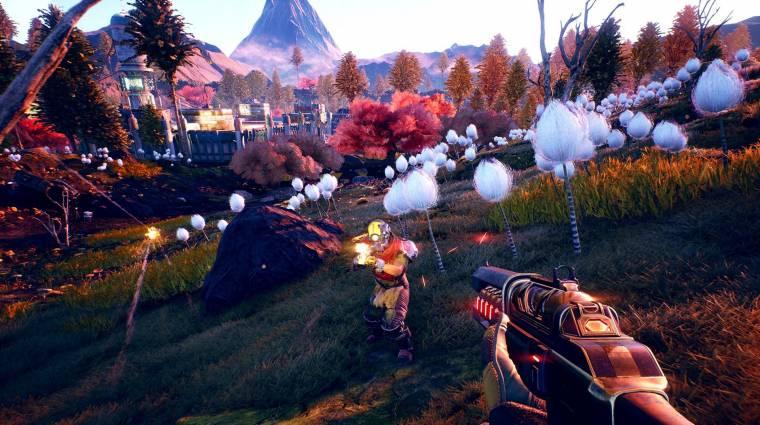 The Outer Worlds - egy órányi játékmenetet kaptunk az Obsidian RPG-jéből bevezetőkép