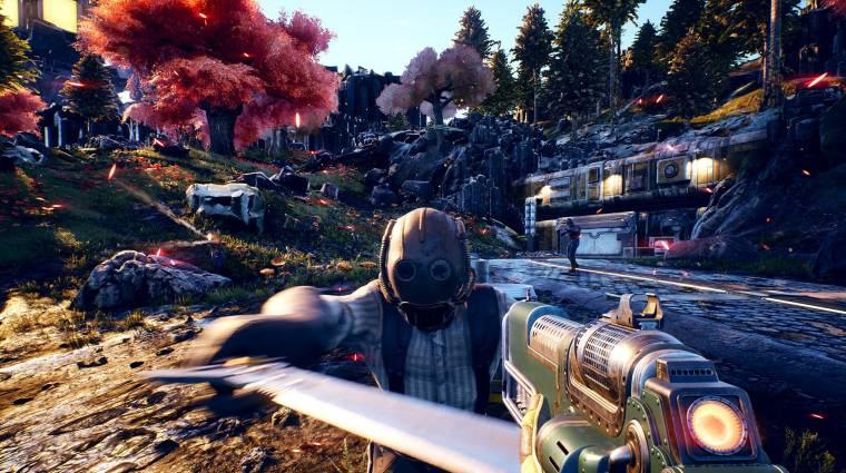 E3 2019 - ütős trailert és megjelenési dátumot kapott a The Outer Worlds bevezetőkép