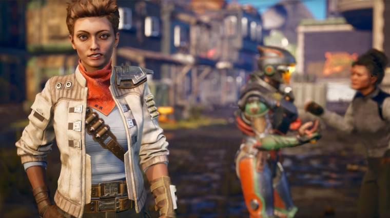 The Outer Worlds - egy játékos teljesen erőszakmentesen vitte végig bevezetőkép