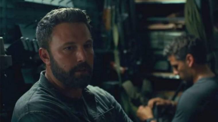 Triple Frontier trailer - Ben Affleck drogkartellt akar megkopasztani kép