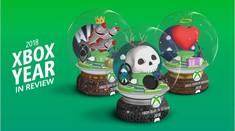 Itt az Xbox évértékelője, de valami nincs vele rendben bevezetőkép