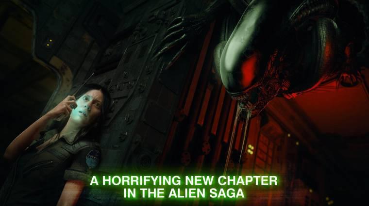 Alien: Blackout - akár hiszitek, akár nem, mobiljáték lesz bevezetőkép