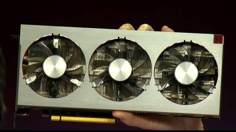 Az AMD bemutatta az RTX 2080 vetélytársát kép