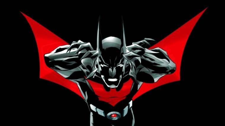 Batman Beyond animációs filmet készít a Warner Bros. kép