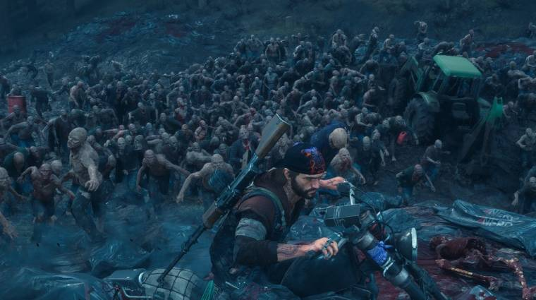 Még nagyobb zombihordákat pakol a Days Gone-ba egy új mod bevezetőkép