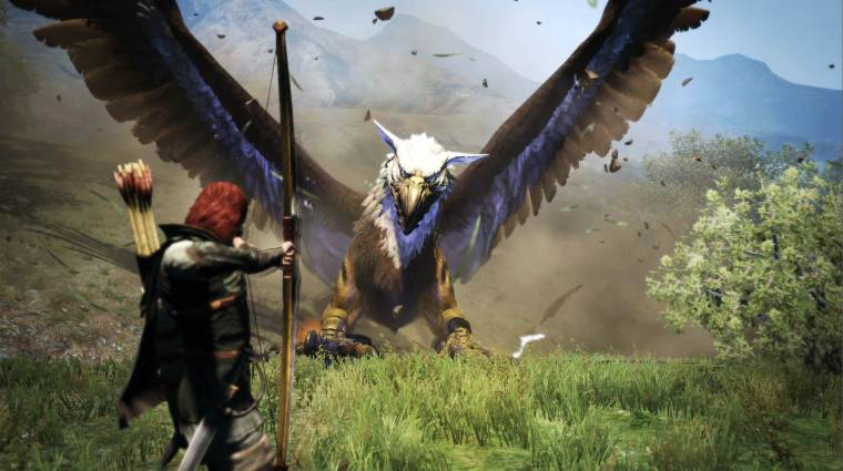Nintendo Switchre költözik a Dragon's Dogma: Dark Arisen bevezetőkép