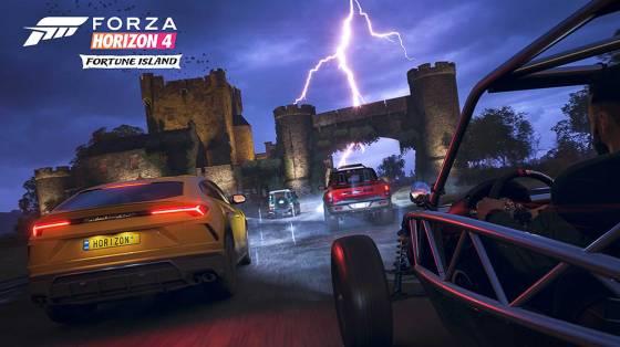 Forza Horizon 4 – Fortune Island infódoboz