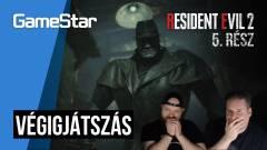 Resident Evil 2 végigjátszás 5. rész - miért üldöz minket ez az őrült?! kép
