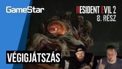 Resident Evil 2 végigjátszás 8. rész - az a szép, az a szép... kép