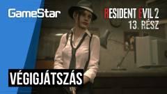 Resident Evil 2 végigjátszás 13. rész - Claire átöltözik kép