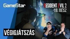 Resident Evil 2 végigjátszás 18. rész - durva ez a sokkoló! kép