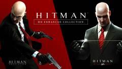 Hitman HD Enhanced Collection - videón a kipofozott Blood Money és Absolution kép
