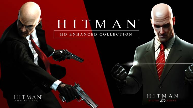 Hitman HD Enhanced Collection - videón a kipofozott Blood Money és Absolution bevezetőkép