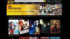 Ingyenes filmnéző szolgáltatást indított az IMDb kép
