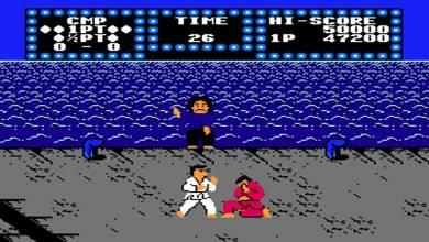 Így nézne ki a Karate Champ a valóságban