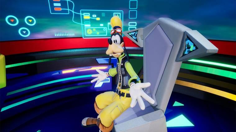 Kingdom Hearts: VR Experience - mától ingyen nyomulhatunk Goofyékkal a virtuális valóságban bevezetőkép