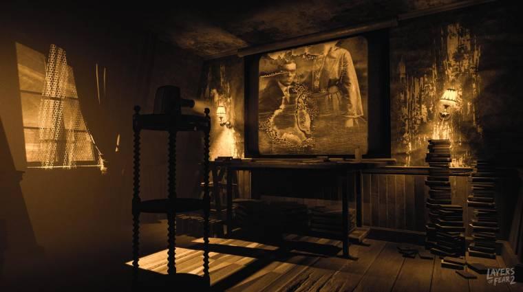Layers of Fear 2 - nézz meg 13 percet a játékból, ha mersz! bevezetőkép