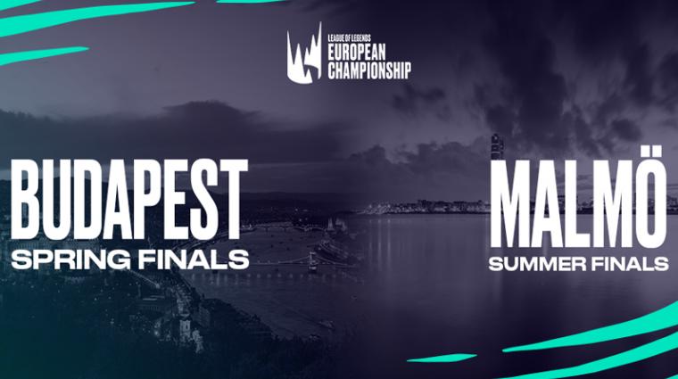 Budapestre látogat az európai League of Legends bajnoki széria, az LEC bevezetőkép