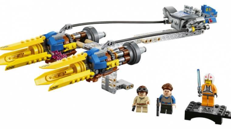 LEGO Star Wars - öt új szett készült a 20. évforduló alkalmából bevezetőkép