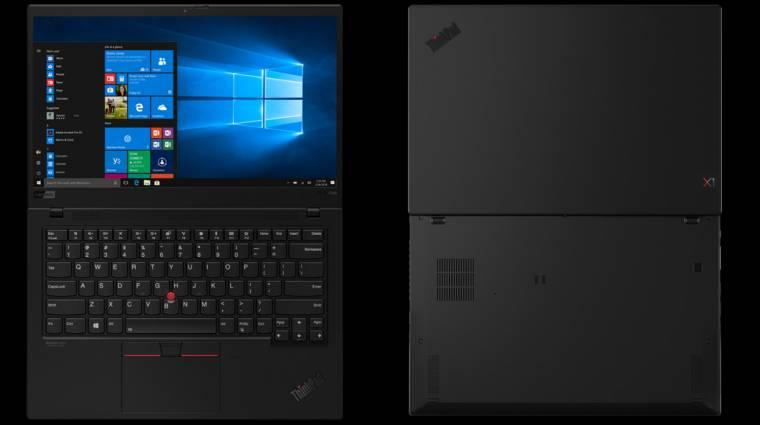 Még vékonyabb lett a Lenovo ThinkPad X1 kép
