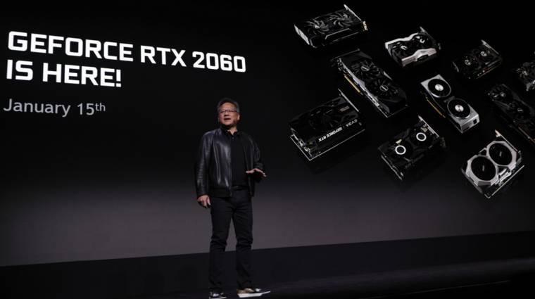 Új változatot kaphat a GeForce RTX 2060 kép