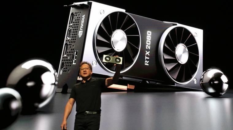 Jön az olcsó és erős NVIDIA RTX 2060, meg egy drága és lenyűgöző 4K HDR kijelző kép