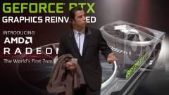 NVIDIA RTX kontra Radeon VII: érdekes a meccs állása kép