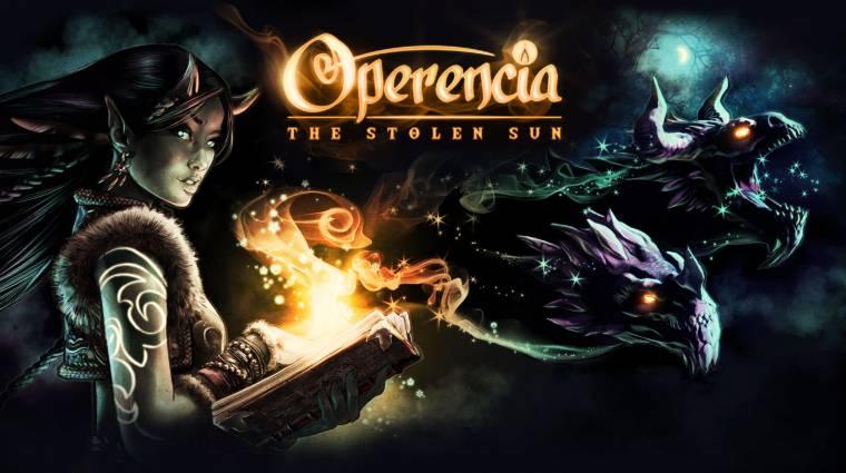 Új platformokra is megjelenik a magyar fejlesztésű Operencia: The Stolen Sun bevezetőkép