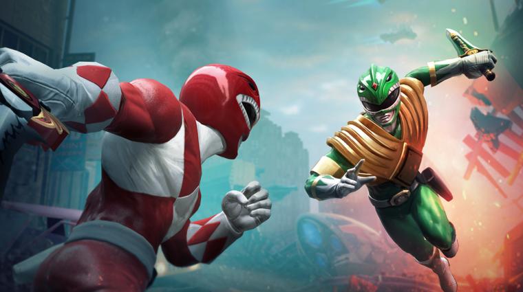 Power Rangers: Battle for the Grid - bejelentették a legújabb Power Rangers-játékot bevezetőkép