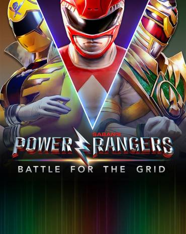 Power Rangers: Battle for the Grid kép