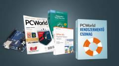 Előfizetői kincsek: PC World rendszermentő USB-kulcs kép