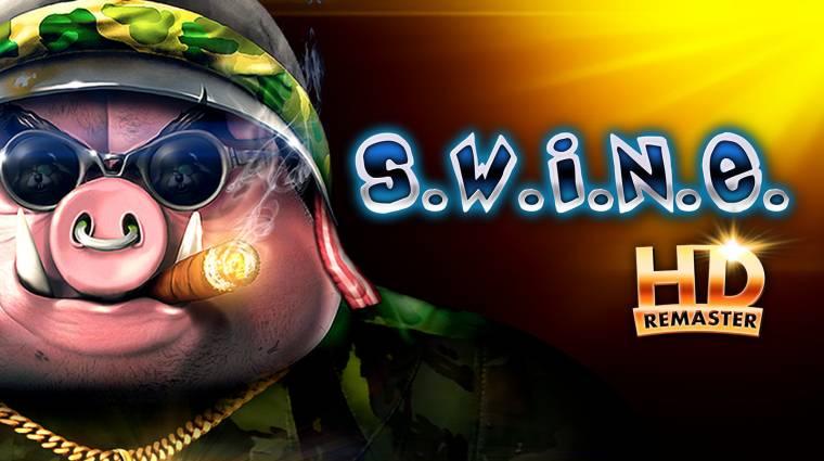 S.W.I.N.E. HD Remaster - tavasszal újra egymásnak esnek a disznók és a nyulak bevezetőkép