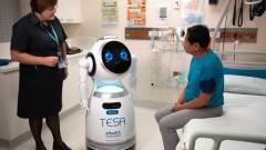 Tánccal vidítják fel a robotok a beteg gyerekeket kép