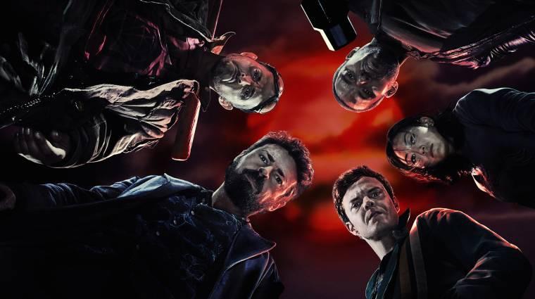 Évadkritika: The Boys - 1. évad kép