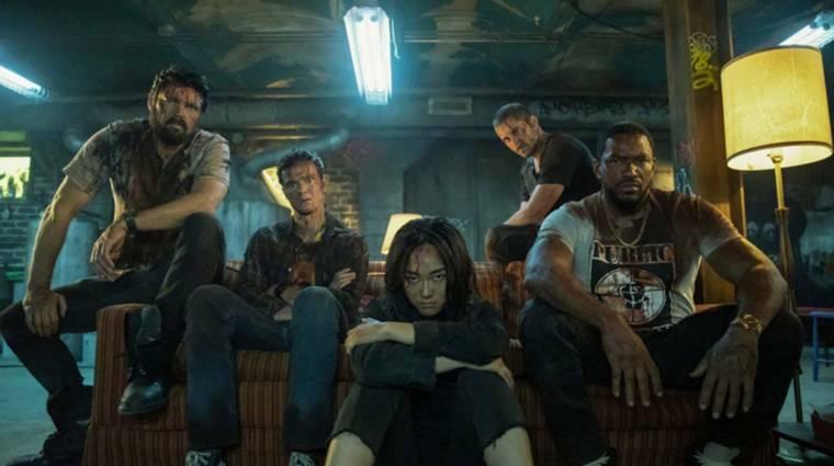 Vérgőzős klipet kapott a The Boys, miközben bejelentették a harmadik évadot is kép