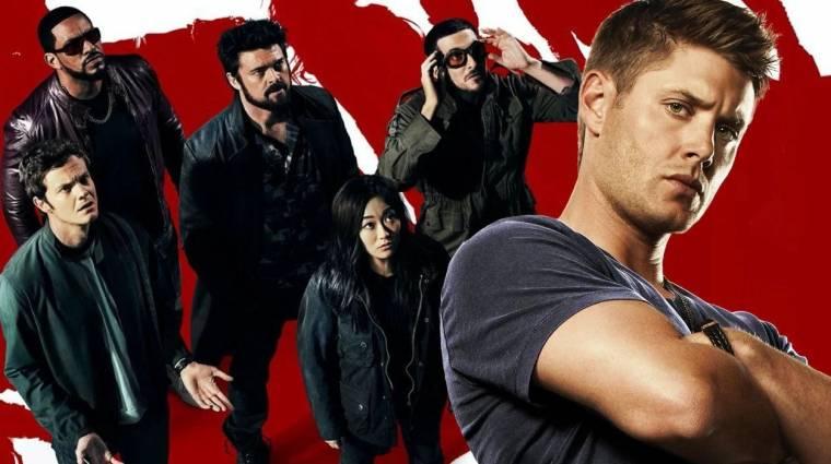Jensen Ackles lesz a The Boys harmadik évadának egyik új szuperhőse kép