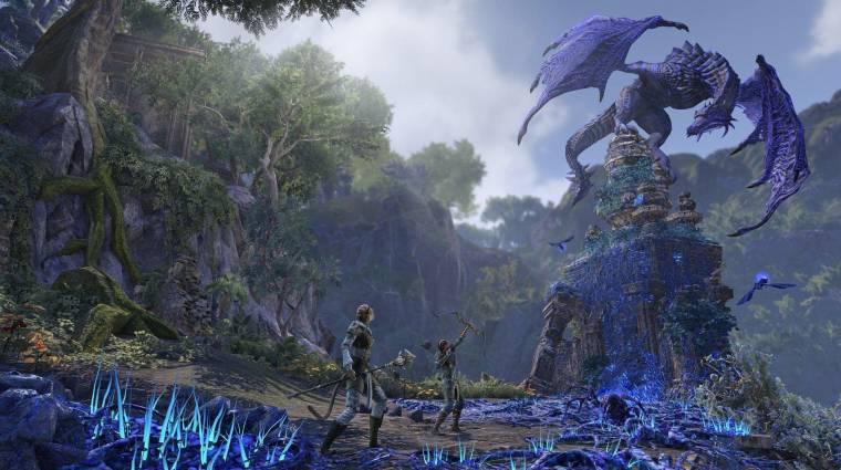 The Elder Scroll Online - még 2020 utánra is vannak terveik a fejlesztőknek bevezetőkép