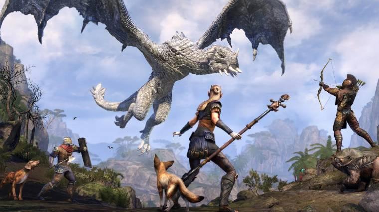 The Elder Scrolls Online - egy hétig ingyen játszhatunk vele bevezetőkép