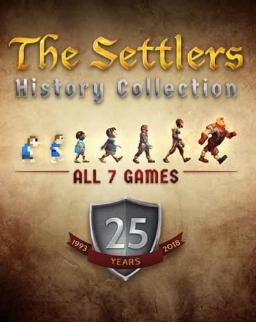 The Settlers History Collection kép