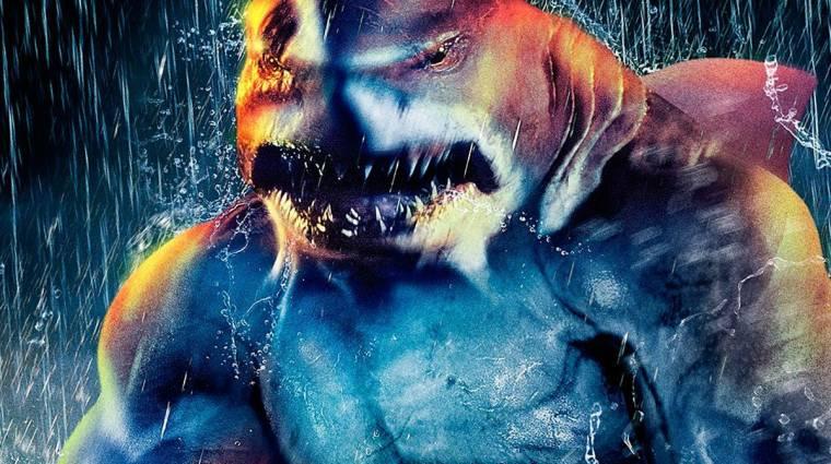 Ő lehet King Shark a James Gunn-féle The Suicide Squadban kép
