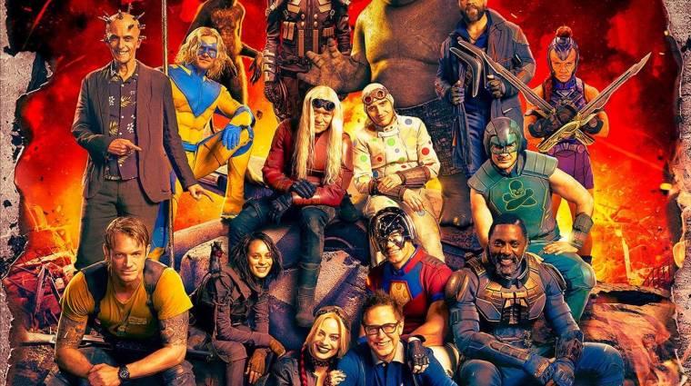 Villámgyorsan befutott a második The Suicide Squad előzetes is, nézd meg magyar felirattal! bevezetőkép