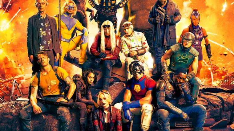 Elkészült a The Suicide Squad, már csak a film bemutatójára kell várnunk bevezetőkép